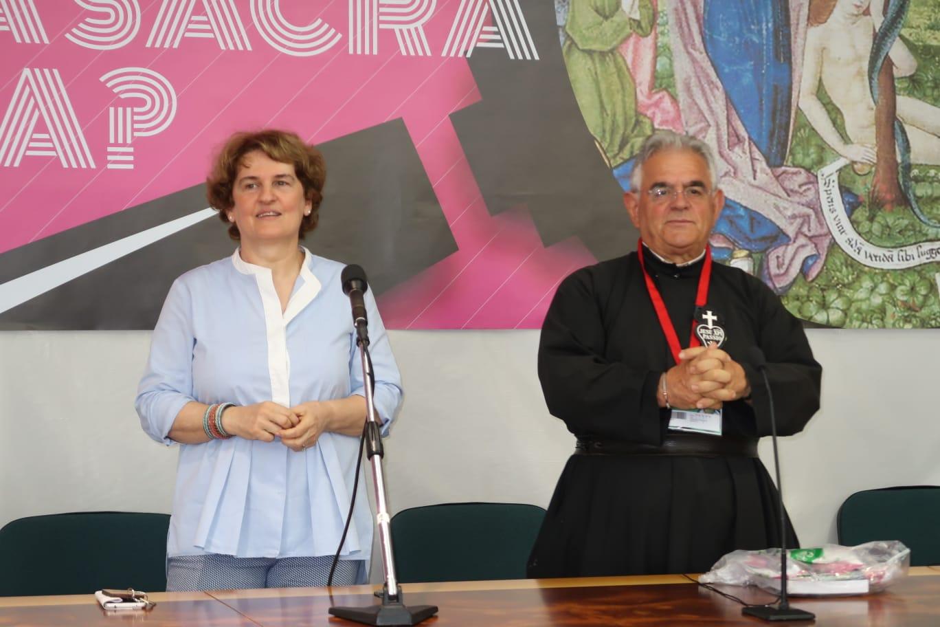 Quarta giornata di Tendopoli con la teologa e biblista Rosanna Virgili