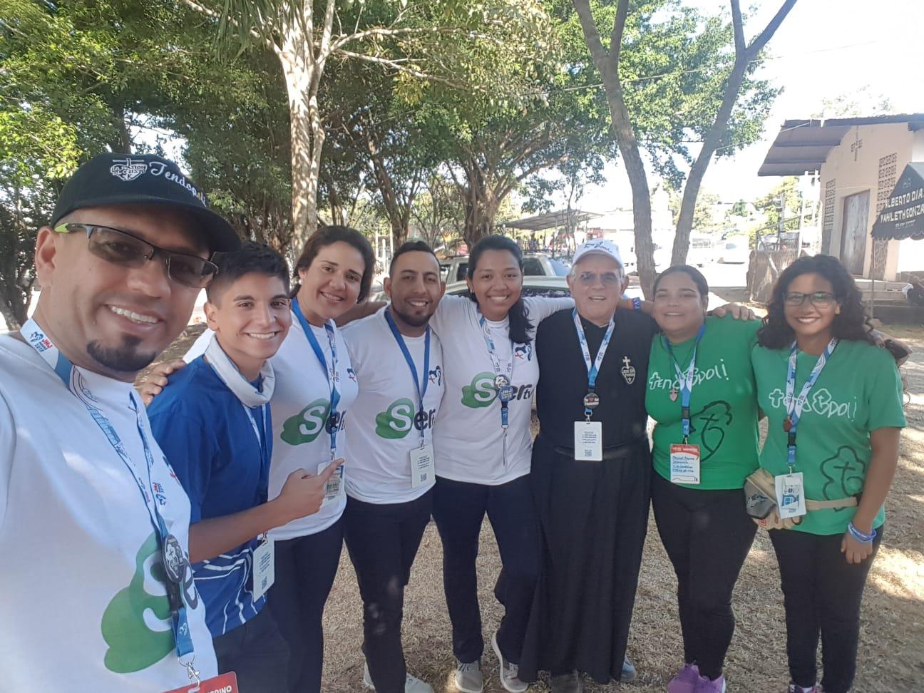 Notizie dalla GMG di Panama – La Via Crucis