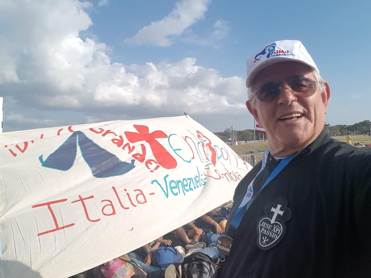 Notizie dalla GMG di Panama – La Veglia con il Papa