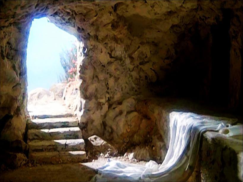 È risorto, non è qui – Buona Pasqua