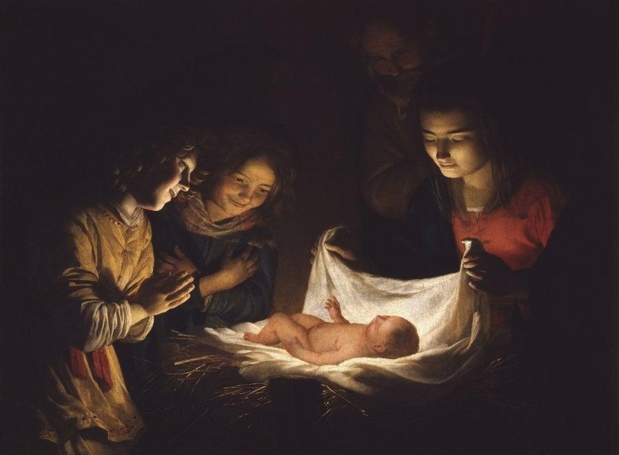 Buon Natale da Padre Francesco e dalla Tendopoli
